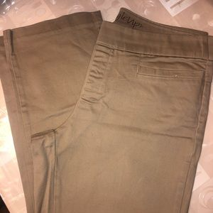 Women's plus pants